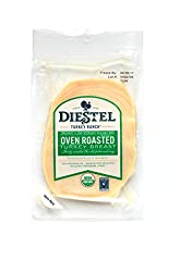 Diestel Turkey, Organic Sliced Oven Roast Breast, 6 oz