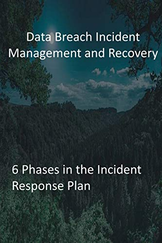 Data Breach Incident Management and Recovery: 6 Phases in the Incident Response Plan (English Edition)