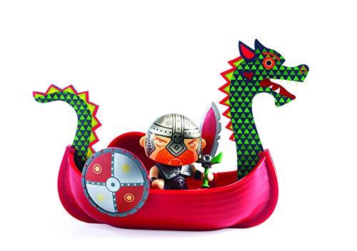 Djeco - Arty Toys drack & ze drakkar