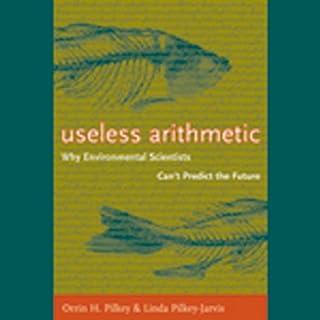 Useless Arithmetic audiobook cover art