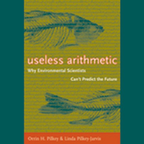 Useless Arithmetic audiobook cover art