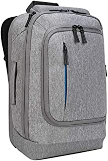 Targus TSB939GL CityLite Premium 15.6-Inch Convertible Laptop Backpack, Grey