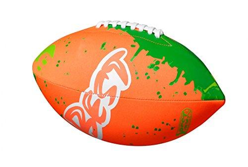 Best Sporting Neopren American Football, Verschiedene Farbausführungen (orange/grün)