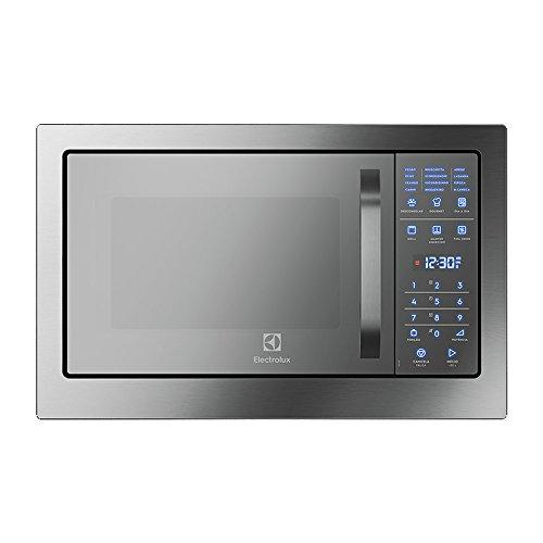 Micro-ondas Electrolux de Embutir Electrolux, com Função Grill e Painel  Blue Touch, com Frontal Espelhado (MB38T) Voltagem 127