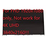 New 15.6' FHD 1920X1080 LCD Touch Screen Digitizer Assembly with Bezel Frame fit Lenovo Ideapad Y700-15isk