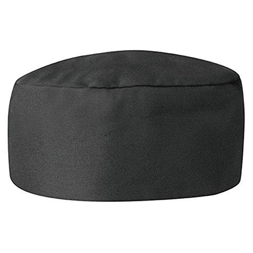 GREIFF Kochmütze GASTRO MODA, 5711, 3er Pack, schwarz, Größe S (54-56)