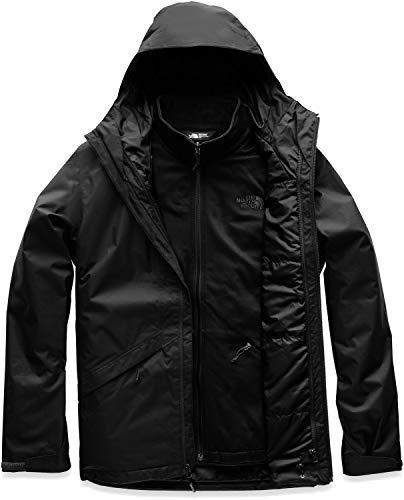 The North Face Men's Plumbline Triclimate Jacket - TNF Black & TNF Black - XL