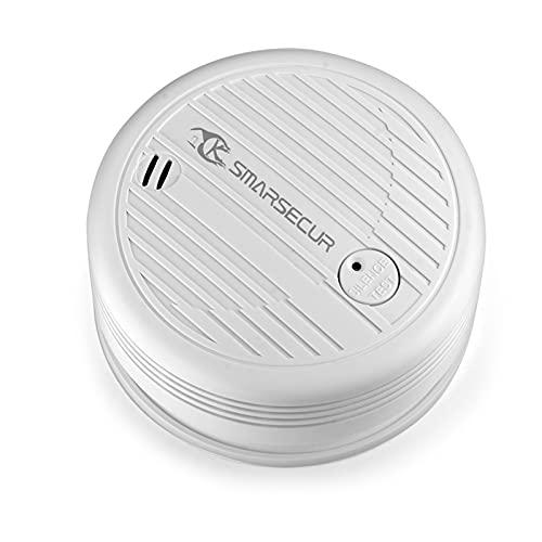 Tuya WIFI Detector de Fumaça Alarme Vida Doméstica Inteligente Casa Doméstica Escritório Hospital Ferramentas Utilitárias Multifuncionais