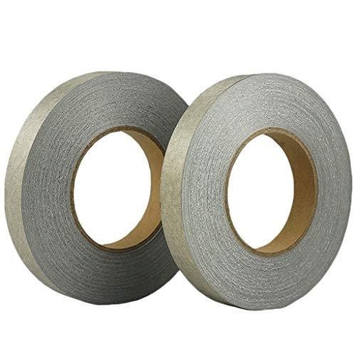 Leitfähige Gewebeband - Anti-Interferenz-Band Abschirmung gegen elektromagnetische Wellen Band zu Isolieren (Farbe : Single side, Size : 80mm×50m)