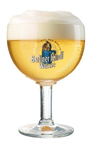 rastal Bierglas Berliner Weisse Pokal 0,3 l mit Motiv
