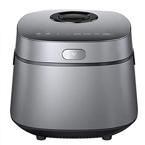 TINE Smart Home Pot électrique Rice Cooker (4L, 220 V, 1300W) Riz Automatique Non-Intelligent Stick Cooker Food Steamer multicuiseur Ustensiles de Cuisine