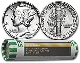 Best roll of mercury dimes for sale Reviews