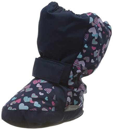 Sterntaler Jungen Mädchen Baby-Schuh First Walker Shoe, Marine, 22 EU
