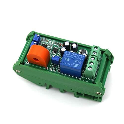 Range Arduino 0-5A módulo de Sensor de Corriente CA de Salida del Interruptor Gama Completa de detectores lineales (Bundle : 0 to 5A Plus Base)