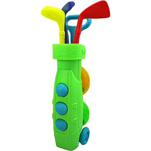 Best Sporting Golf Set Golfschläger Golfbälle Kinder Spielzeug Kunststoff