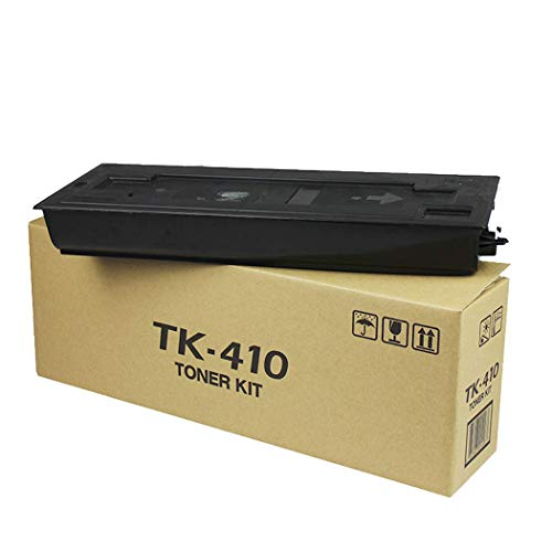 Cartuccia del toner,  InchiostrocompatibileAdatto per Kyocera Tk-410 Cartuccia di toner nero compatibile con Kyocera Mita Km-1635 1650 2035 2050 2020 2020 Cartuccia di inchiostro digitale per fotoco