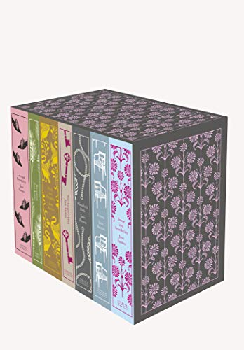 Compare Textbook Prices for Jane Austen: The Complete Works 7-Book Boxed Set: Classics hardcover boxed set Penguin Clothbound Classics Box Edition ISBN 0783324925357 by Austen, Jane,Bickford-Smith, Coralie