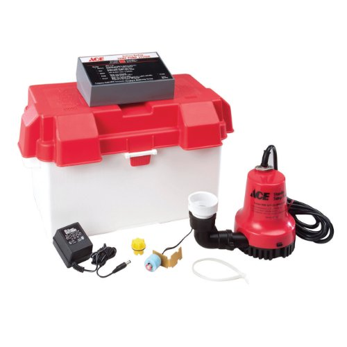 Ace Battery Back-Up Sump Pump (BWH6-A)