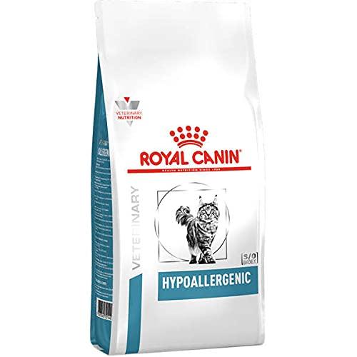 Ração Royal Canin Veterinary Diety Feline Hipoallergenic 4kg