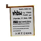 vhbw Batería Recargable reemplaza Elephone P9000 para móvil, Smartphone (3000 mAh, 3,8 V, polímero de Litio)
