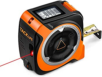 Tacklife 3-in-1 Wheel Measuring Laser Measure Tape