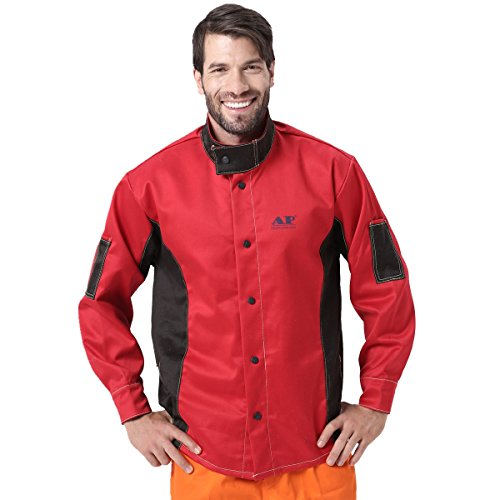 Welding Jacket, Flame/Heat/Abras...