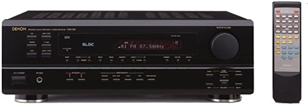 Denon DRA-295 AM/FM Stereo Receiver (Discontinued by Manufacturer)