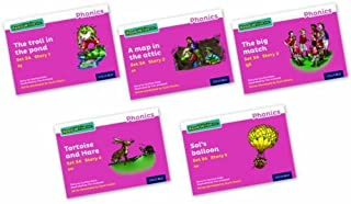 Read Write Inc. Phonics: Pink Set 3A Storybooks Mixed Pack of 5