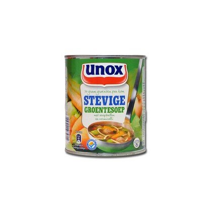 Unox Groentensoep - Gemüse Suppe - 800ml