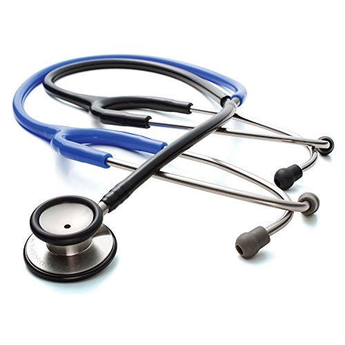 ADC 613BKRB Ad scope 613 Teaching Stethoscope, Includes Student and...
