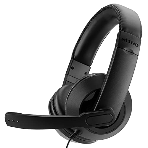 Nx100 Stereo Headset With Foldable Microphone