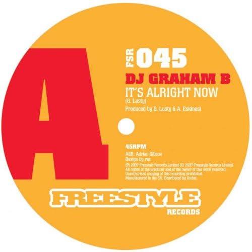 Dj Graham B