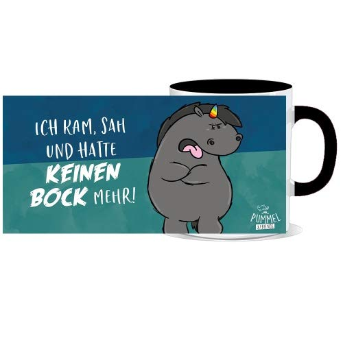 Pummel & Friends - Tasse - Grummeleinhorn (keinen Bock)