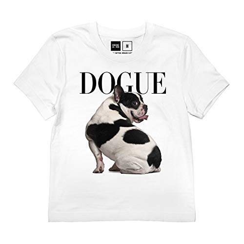 DEDICATED Mysen Frenchie T-Shirt (Medium)