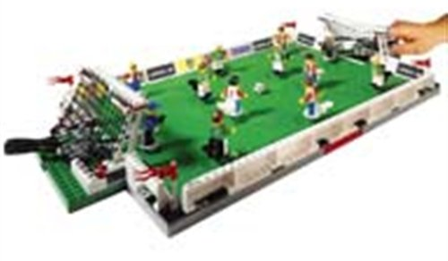 Lego 3409 - Arena der Champions, 274 Teile