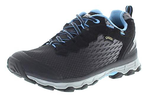 Meindl dames Hiking laarzen 5110-01 Activo Sport Lady GTX zwart Azuur
