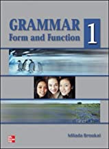 Grammar Form and Function, Book 1
