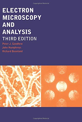 Electron Microscopy and Analysis