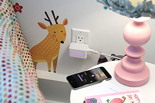iDevices Switch IDEV0001P5  - WiFi Smart Plug w/ Energy Monitoring, No Hub Required, Works with...