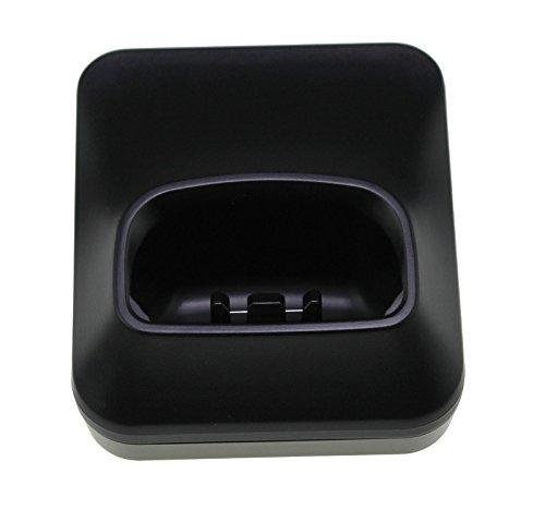 Ladestation PNLC1030ZB kompatibel mit Panasonic KX-TG6712, KX-TG6713, KX-TG6722, KX-TG6723,