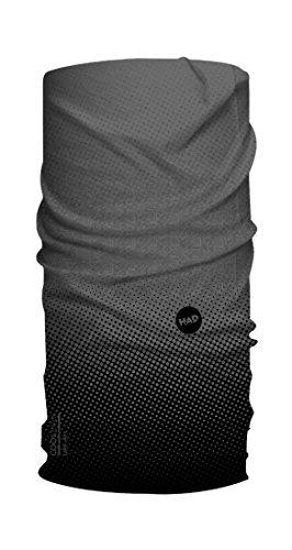 Had Coolmax Sun Protection Schlauchschal Fader Black 2021 Halsbedeckung