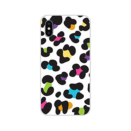 Phone cover Carcasa para iPhone X Xr Xs 11Pro Max 4S 5C Se 6S 7 8 Plus iPod Touch 5 6 Fashion Tiger Leopard Print Panther-Images 3-For iPod Touch 5