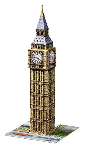 Ravensburger 3D Puzzle 12554 - Big Ben - 216 Teile