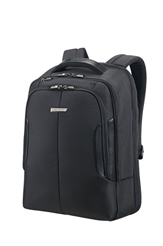 SAMSONITE LAPTOP BACKPACK 14.1' (BLACK) -XBR Zaino Casual, 47 cm, Nero