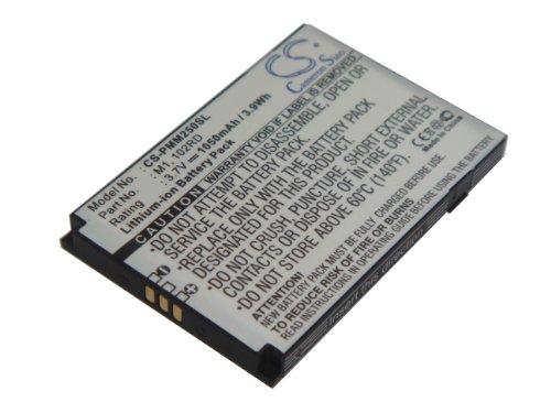 vhbw Li-Ion Akku 1050mAh (3.7V) für MP3 Player, Video Pure Move 2500 wie M1, 102RD.