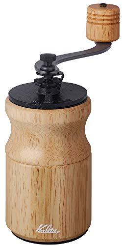 カリタ コーヒーミル 手挽き ナチュラル KH-10 N #42167