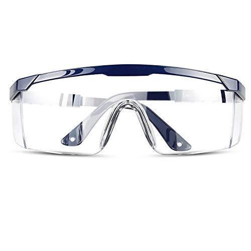 NJZYB Gafas Proteccion Lentes De Protección Rayos Uv Antivaho De Alta Transparencia...