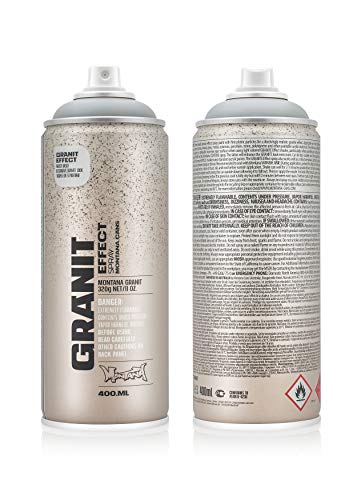 Montana Cans Montana Granit 400 ml Color, Light Grey Spray Paint