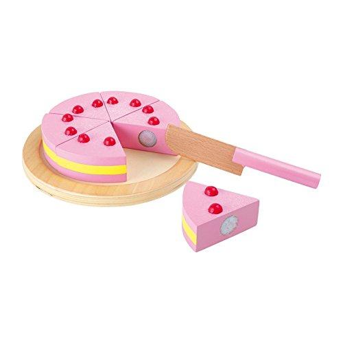 Legler - 2020787 - Imitazione Gioco - Cucina - Taglio della Torta