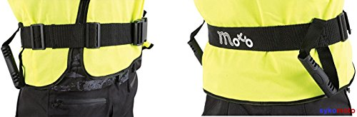 VIPER MOTO Accessories Moto de ropa de protección accesorios Riñón correas correa de sujeción para el Pasajero, N/A One